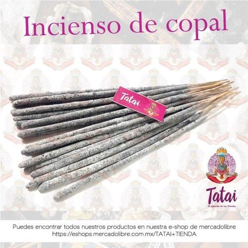 Tatai Tienda | Copal Puro 100% 5 Paqts = Calidad Premium