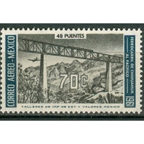 Sc C259 Año 1961 Carretera Chihuahua Oceano Pacifico