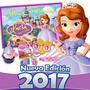 Nuevo Mega Kit Imprimible Princesa Sofia 100% Editable 2017