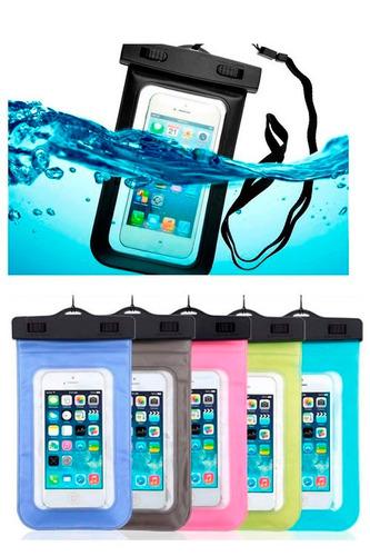b441d49d488 Mayoreo Funda Contra Agua Universal Iphone Sumergible 10 Pz en venta ...