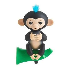 Monkey Baby Juguete Interactivo Changuito Con Sonido Dedo
