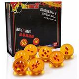 Esferas Del Dragón Set De 7+caja 4.2cm Bandai Envío Gratis