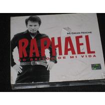Raphael * 50 Éxitos De Mi Vida * 3 C D ` S