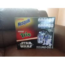 Cereal Nestlé 1/2 Kilos Promo Star Wars + Lonchera R2-d2