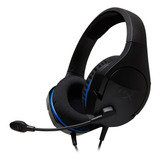 Audífono Gamer Ps4 Cloud Stinger Azul Hx-hscsc-bk Hyperx