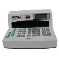 Detector De Billetes Falsos, Royal
