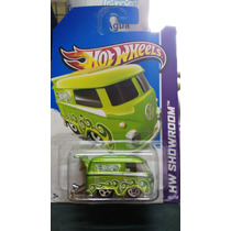 Lote De 6 Hot Wheels Kool Kombi Diferente Color, Ganalos