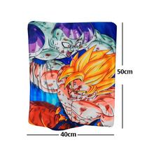 Almohada Dragon Ball Z Goku Vs Freezer De Excelente Calidad