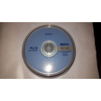 Sony Blu Ray Disc Bd - R 6x 25gb Ver1.3 50pcz