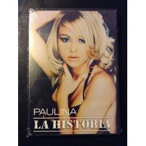 Paulina Rubio La Historia Dvd Nuevo Sellado 2003 Fey Thalía
