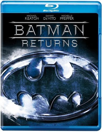 Batman Returns Tim Burton Michael Keaton Pelicula Blu-ray