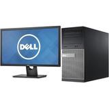 Super Computadora Dell Core I7 16gb 1tb Monitor 22 Pulgadas