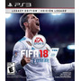 Fifa 18 Legacy Edition Ps3 En Idioma Español