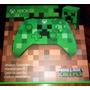 Control Xbox One Minecraft Creeper - Nuevo - Envio Gratis!
