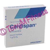 Carnitina 1g/5ml 5 Ampolletas