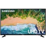 Pantalla Samsung 55 Smart Tv 4k Hdr Televisor Quad Uhd Slim Design