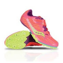 Spikes Tenis Saucony Atletismo Velocidad Talla 23.5 A 25