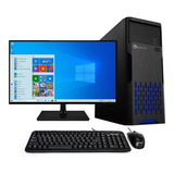 Pc Cpu Gamer Xtreme Amd A10 Fx-8800p Turbo 3.4mhz Ram 8gb Disco 500gb Monitor 20 Pulg.