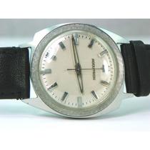 100% Y Original Reloj Bulova Accutron Asimétrico De Colecció