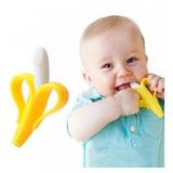 Mordedera Cepillo Dental Para Bebés Baby Banana