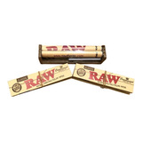 Pack Raw King-size Roladora 12 Cm + 2 Raw Con Filtro Liar