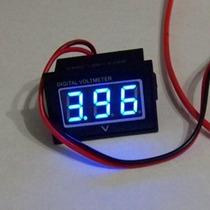 Voltimetro Digital A Prueba De Agua 0-30v , Arduino