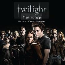 Crepúsculo Score Cd Soundtrack