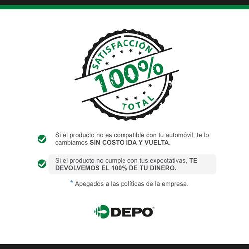 Faro Depo Peugeot 206 2001 2002 2003 2004 2005 2006 2007 Foto 5