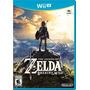 Leyenda De Zelda Breath Of The Wild Wiiu Nuevo