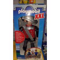 Playmobil Caballero Xxl 4895 Medieval Gigante De 65 Cms Js
