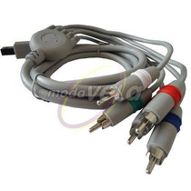 Cable Wii Video Componente Hd Alta Definicion Hdtv Nintendo