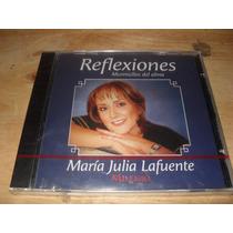 Maria Julia La Fuente Cd Reflexiones Murmullos Del Alma
