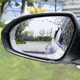 2mica Espejo Anti Lluvia Auto Moto Mica Pelicula Retrovisor