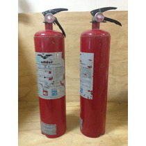 Extintor Polvo Químico Seco Tipo Abc