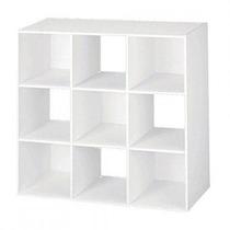 Librero Organizador 9 Nichos Lb217bl