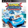 Sonic & All-stars Racing Transformed Ps3 Nuevo