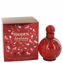 Hidden Fantasy Eau De Parfum 100ml De Britney Spears