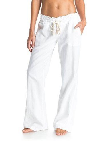 847bc70217 Roxy Junior s Ocean Side Soft Pantalon (sea Salt) Xs New