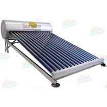 Calentador Solar 16 Tubos. Sin Subir Tinaco 12 Meses Si