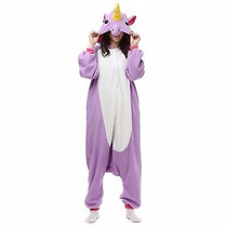 Kigurumi Pijama Cosplay Unicornio