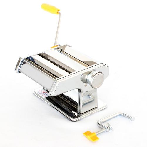 Maquina manual para hacer pasta casera fresca 649 bvjua - Maquina para hacer pastas caseras ...