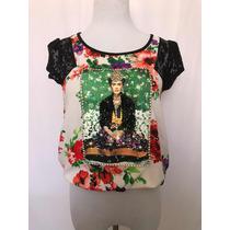 Busca Frida Kahlo Blusas Con Los Mejores Precios Del Mexico En La