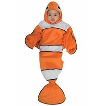 Disfraz De Pez Payaso Nemo Para Bebes Envio Gratis