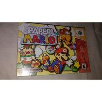 Nintendo 64 - Paper Mario