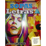 Sopas De Letras/ Paquete 3/ 10+1 De Números/ Letra Grande.