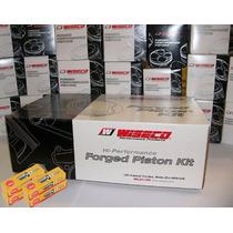 Bujías 67,5mm Pistones Junta De La Culata Para Honda Cb750k