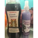 Kit Shampoo + Dos Fases Formula Rapunzel