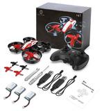 Mini Dron Hs210 Holy Stone Rc Nano Cuadricóptero 3d Flip