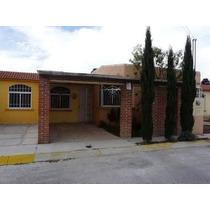 Casa 1 Planta En Privada Al Sur De Pachuca