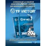 Manual Tf Víctor Edicion 20, 18 Y 14.